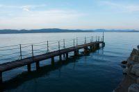 Ochtend Lago Trasimeno - Landschapsfotografie