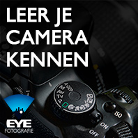 Fotografie workshop basis - Leer je camera kennen