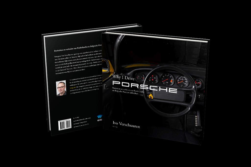 Why I Drive Porsche - een uniek Porscheboek