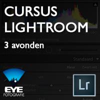 Cursus Lightroom 3 lessen