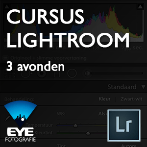 Cursus Lightroom 3 lessen