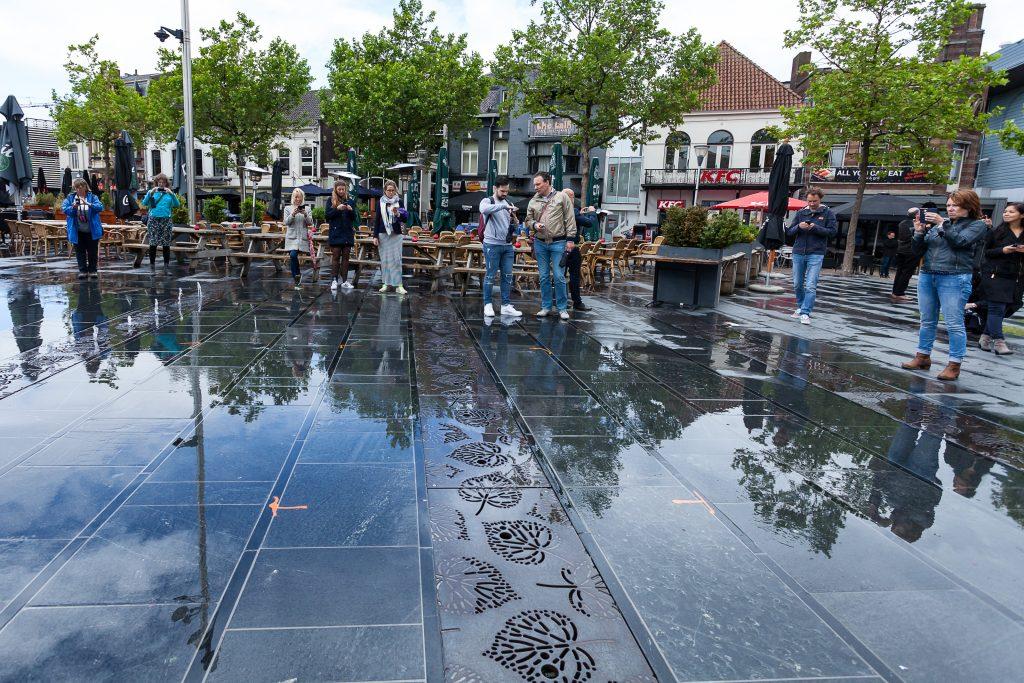 Straatfotografie Tilburg met smartphone