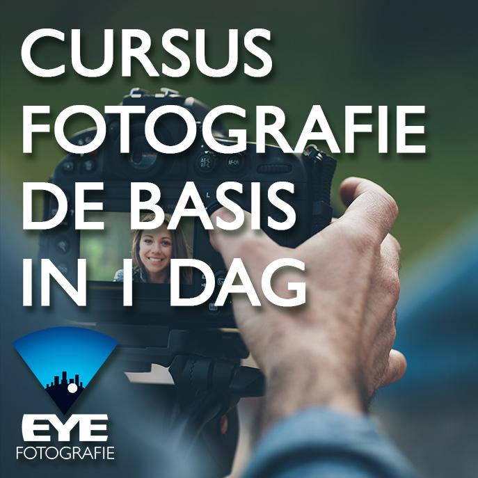 Basis fotografie cursus in 1 dag