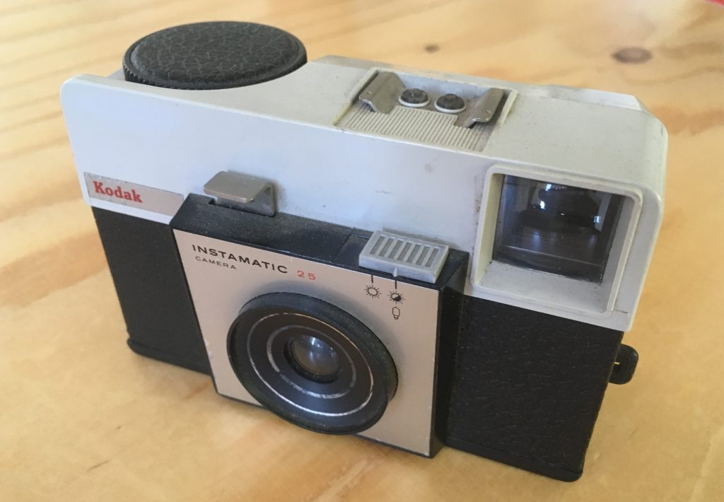 Kodak Instamatic 25 Camera