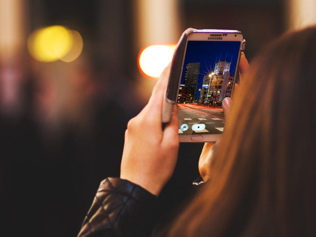 Smartphone fotografie workshop Eindhoven