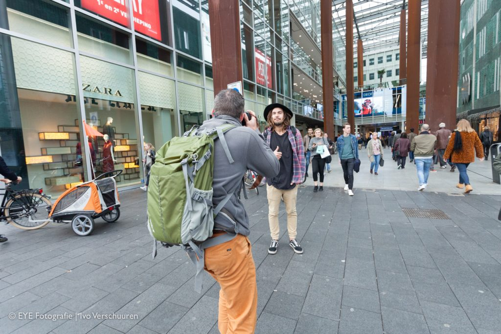 Straatfotografie workshop Eindhoven